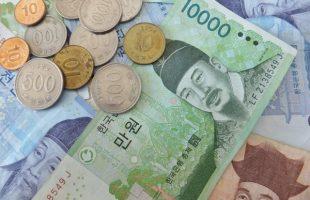 韓国の紙幣・硬貨